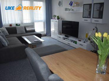 Rezervované EXKLUZÍVNE Predaj veľkometrážneho 3 izb. bytu Priekopa
