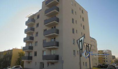 !PRENAJATÉ! 2 - izb. byt s balkónom v novostavbe za prijateľnú cenu