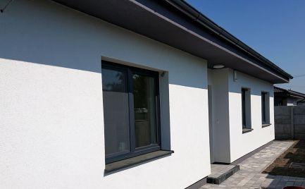 Na predaj rodinný dom v Horný Bar - Šuľany, novostavba dom 1