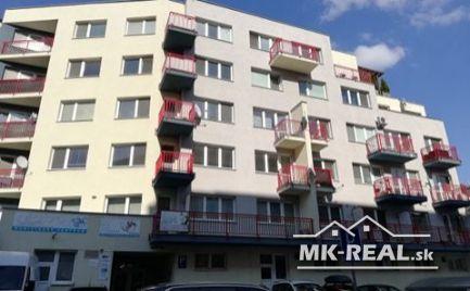 Rezervované - Pekný 2.izbový byt na prenájom.