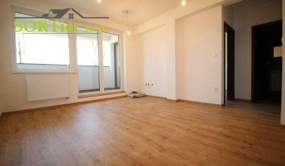 SORTier s.r.o. ponúka  na predaj 2-izbový byt v Obytnom komplexe PEGAS -  ŠTANDAR