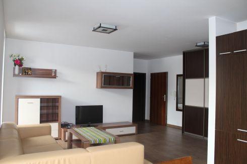 Prenájom 2-izbový byt v rezidencií v centre mesta