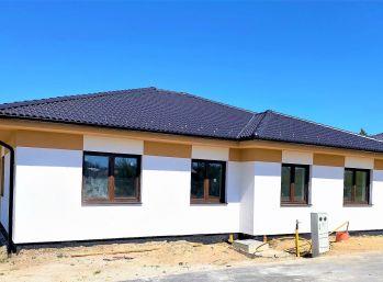 ***TOP PONUKA: Novostavba 4 izb. rodinných dvojdomov v ŚTANDARDE na ul. B. Nemcovej v Malackách!!
