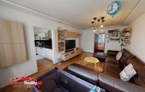 Na predaj  4 - izbový byt v Trenčianskych Tepliciach, štvrť SNP.