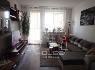 PRENÁJOM: 3 izbový zariadený byt
