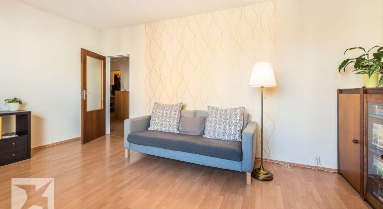 REZERVOVANÉ-Predaj 3 izb. bytu snepriechodnými izbami vblízkosti Draždiaku.