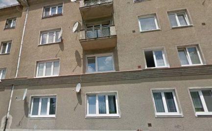 Tehlový 1-izbový byt, 39 m2, B. Bystrica po rekonštrukcii - cena 74 000€