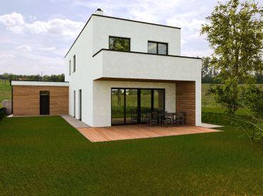 Predaj modernej novostavby RD v Obci ROSINA, 516 m2, Cena: 245.000 €