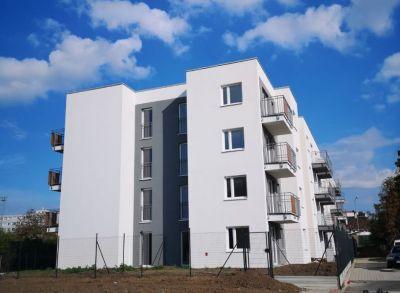 Areté real, Predaj novostavby 2- izbového bytu so záhradkou v tesnej blízkosti centra mesta Pezinok