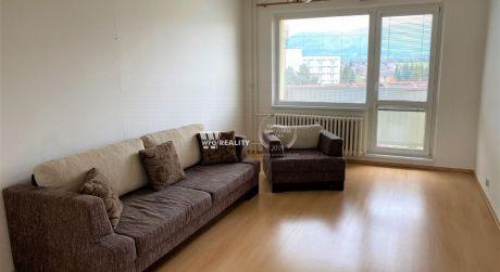 Prenájom zrekonštruovaného 4 izb. bytu - Vlčince