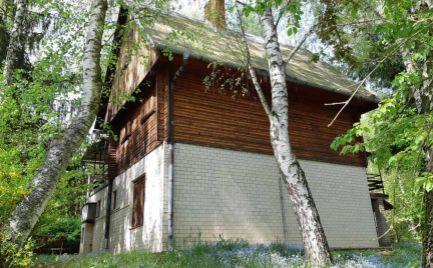 POHODOVÁ CHATA na DUCHONKE  – 5  - izbová  zariadená chata s veľkou TERASOU