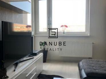 Prenájom 2-izbový byt v novostavbe Perla Ružinova, Kaštieľska ulica, Bratislava.