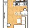 1 izbový byt - Biely Kostol - Fotografia 3