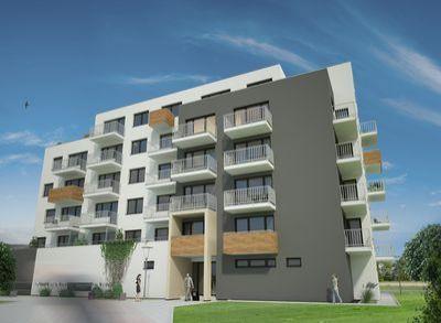 Areté real, Predaj novostavby 3- izbového bytu s balkónom situovaného v prímestskej časti Trnavy v obci Biely Kostol