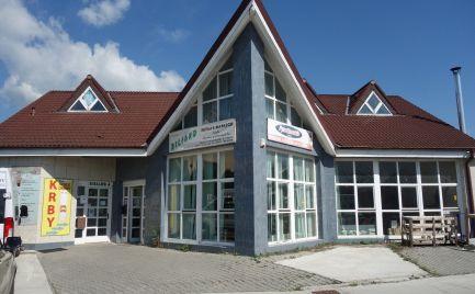 PRENÁJOM Administratívne, skladové a výrobné priestory v Trenčíne-Záblatí na Bratislavskej ul.