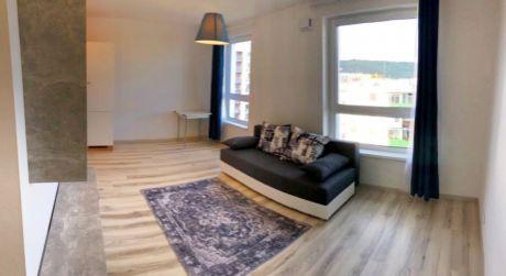 NOVOSTAVBA 1- izbový byt na ulici so spoločnou terasou Pri Hrubej lúke