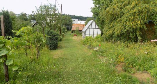 Predaj záhrada s chatkou záhradkárska osada 9. mája Prievidza 10016