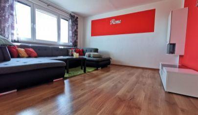 4-izbový byt na Majerníkovej ulici.