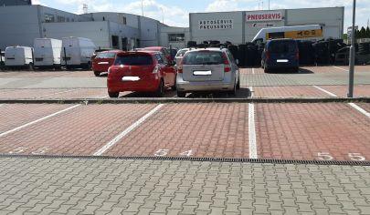 Prenájom parkovacieho miesta na Budatínskej ulici