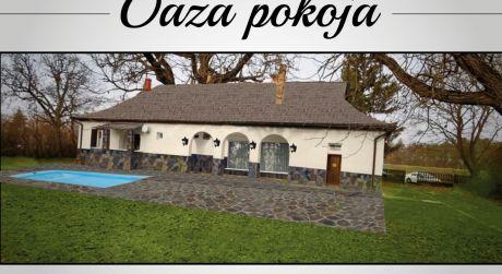 6 - izbová očarujúca usadlosť v nádhernej prírode pri ramenách Dunaja - Dunasziget