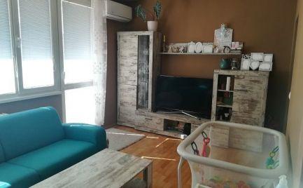 2-izb. byt + KK na dlhodobý prenájom, Nové Mesto n/V
