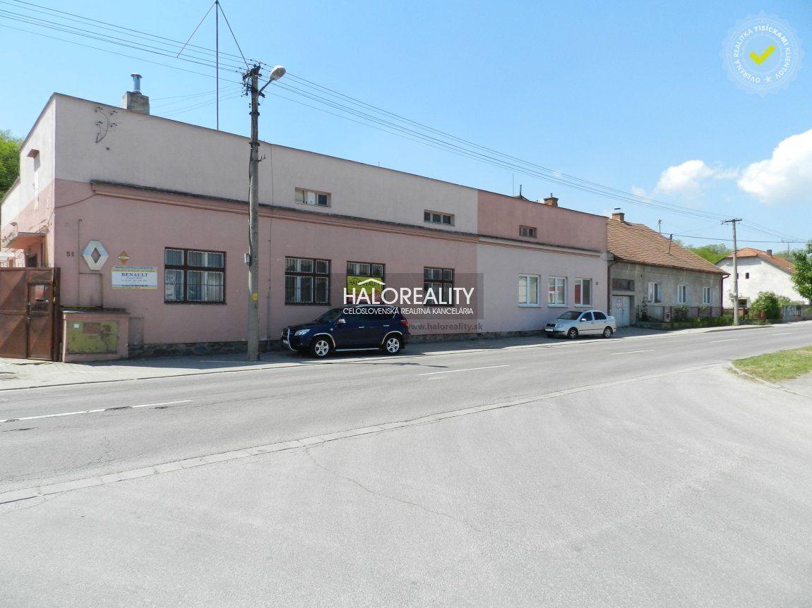 Predaj, komerčný objekt Topoľčany, Pod Kalváriou - ZNÍŽENÁ CENA - EXKLUZÍVNE HALO REALITY
