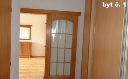 Predaj dvoch susediacich 2-izbových bytov spolu, alebo samostatne v centre mesta Martin
