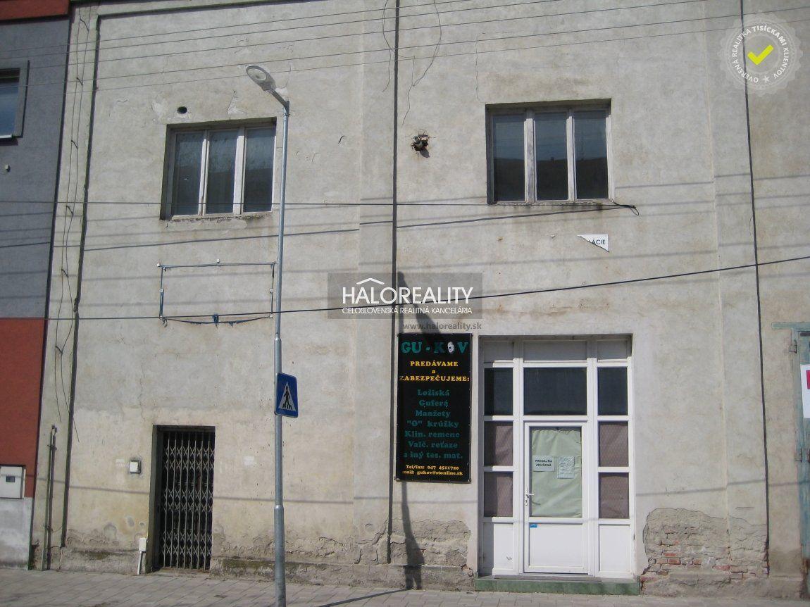 Obchodný objekt-Predaj-Lučenec-119999.00 €