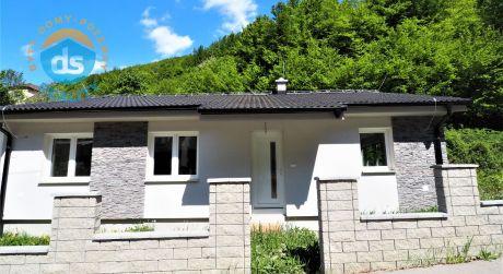 Predáme novostavbu rodinného domu 601 m2, Trenčianske Teplice