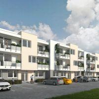 2 izbový byt, Hradská, Bratislava-Vrakuňa, 48.75 m², Novostavba