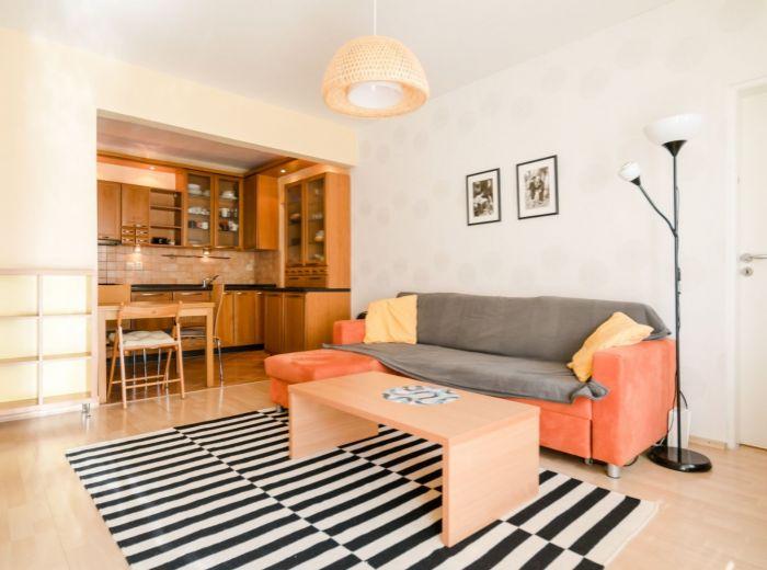 BEBRAVSKÁ, 3-i byt, 80 m2 - KOMPLETNE ZARIADENÝ, tehla, zeleň, vlastná GARÁŽ
