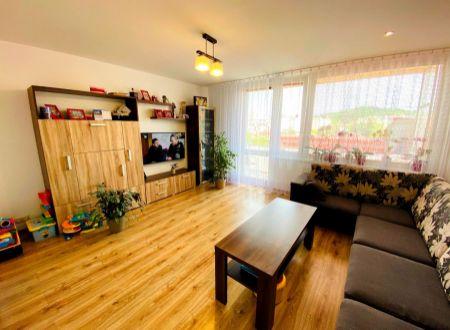 Exkluzívne APEX reality 3i. byt po kompletnej rekonštrukcii na Podzámskej ul., balkón, 72 m2