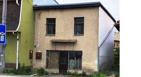Predaj rodinného domu vo Zvolenskej Slatine
