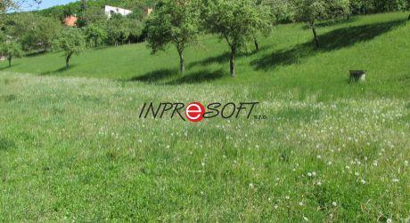 Na predaj záhrada ako SP v obci Hostie ,okr Zlaté Moravce