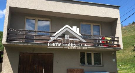 Predaj rodinného domu v meste Hriňová..