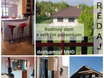 Exkluzívne predaj RD v Ivánke pri Nitre s veľkým pozemkom vhodný na bývanie aj podnikanie