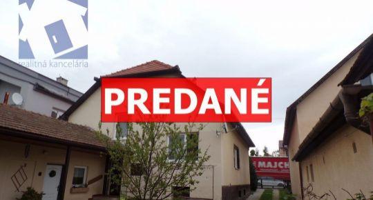 PREDANÉ-Na predaj rodinný dom 1651 m2 Nedožery-Brezany okres Prievidza 70062