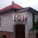 Rodinný dom v obci Borský Mikuláš