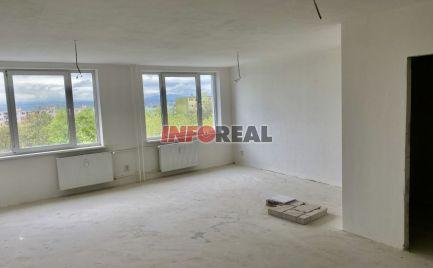 1,5 izbový byt Košice - Terasa, 41 m2,  3/4 posch.