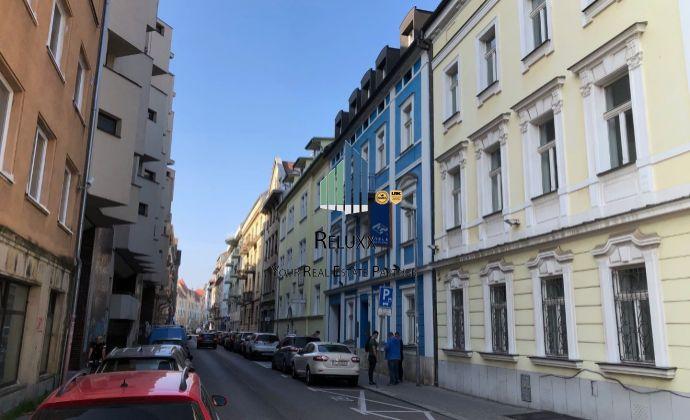 BA I centrum Staré Mesto Grosslingova ul prenájom 1G 21-30m2 a 2G  40-47m2