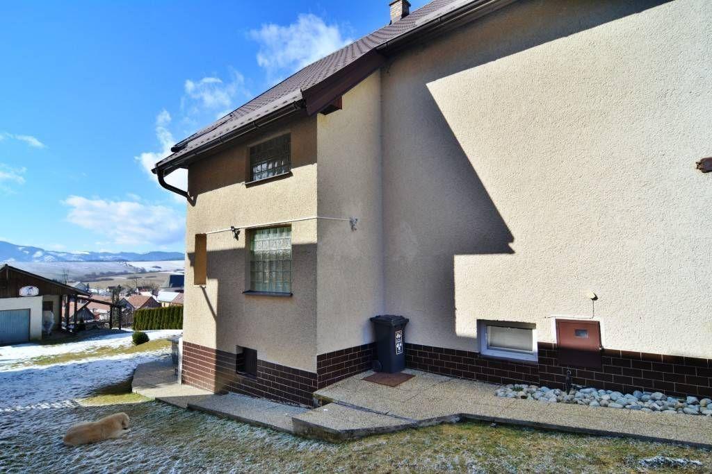 PREDANÉ rodinný dom Štrba, 2 samostatné bytové jednotky s rozlohou 100 m2 - 37