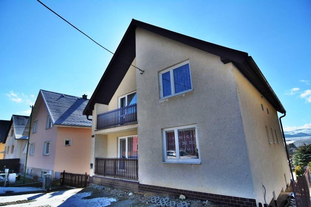 PREDANÉ rodinný dom Štrba, 2 samostatné bytové jednotky s rozlohou 100 m2 - 39
