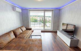 Na prenájom luxusný 2 izbový byt s parkovacím miestom v Trenčíne, Legionárska ulica, novostavba DOMINUM.