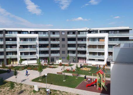 Zariadený 2 izbový byt v obci Dunajská Lužná, Green Village, 43 m2