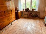 --PBS-- +TEHLOVÝ 2.-izb. byt na rekonštrukciu o výmere 50 m2 + 7 m2 pivnica, SLOVANSKÁ ulica+