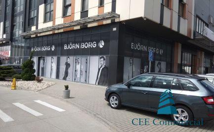 Obchodný priestor na prenájom, Stará Vajnorská ul., 150 m2