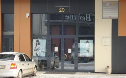 Obchodný priestor na prenájom, Stará Vajnorská ul., 75 m2