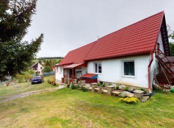 Výhodná ponuka! Rodinný dom s pekným pozemkom za cenu 1-izbového bytu