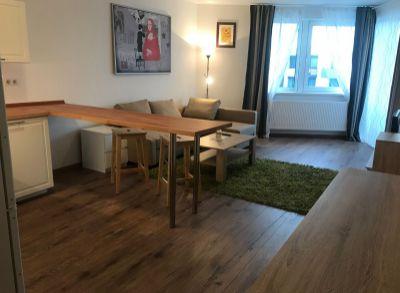 ART Real Estate ponúka PRENAJOM_v NOVOSTAVBE_GARSONKU o výmere 36,54 m2 _Steinov dvor Bratislava STARÉ MESTO