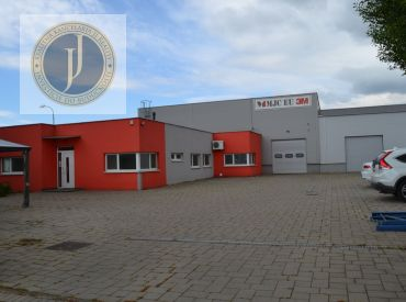 Moderný priemyselný areál (kancelárie + sklady) Zlievarenská ul. TRNAVA